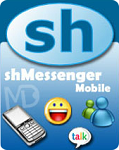 Shmessenger - mobile chat software on the PC