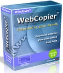 WebCopier - Free download and software reviews