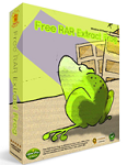 Free RAR Extract Frog - Free download and software reviews