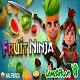 fruit ninja has extremely colorful animations, realistic effects, voices