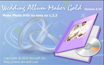 Wedding Album Maker Gold 3:53 - Wedding Photo Album impressive for PC