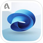 A360 for iOS 2.4 - View 2D and 3D drawings on the iPhone / iPad