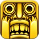 Temple Run for iOS 1.6.1 - Game tracing mascot for iPhone / iPad