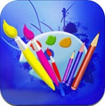 Paint Gallery for iOS - Software painting on iPhone / iPad