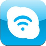 Skype WiFi for iOS 1.1 - Connect Skype via WiFi on the iPhone / iPad