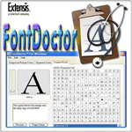 FontDoctor for Mac 8.1.0 - Fixed font for MAC