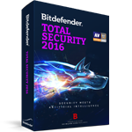 BitDefender Total Security 2016 Build 20.0.18.1035 - a comprehensive computer protection , strong
