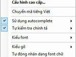 FVIK 1.2.4 - Vietnamese Ministry supports typing simple , effective for PC