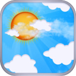 Download for iOS 7.3.2 PocketWeather - Apply weather forecast for iPhone / iPad