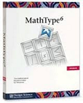MathType 6.9a - Software to create mathematical notation for PC