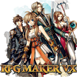 RPG Maker VX 1:02 - Tool making RPGs for PC