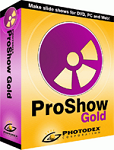 ProShow Gold 6.0.3410 - Create photo slideshows and professional impression for PC