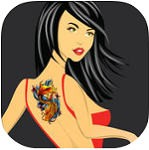 myTattoo for iOS 3.4 - Add tattoo the image on the iPhone / iPad