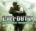 Call of Duty 4 : Modern Warfare Demo - Modern War Game for Windows