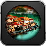 Awesome Miniature for Android 4.5.3 - Tilt-shift photography Camera on Android