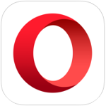 Opera Mini Web Browser for iOS 12.0.0 - mobile web browser on the iPhone / iPad