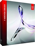 Adobe Reader X 10.1.4 - The PDF file presentation standards for PC