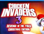Chicken Invaders 3 : Revenge of the yolk Christmas Edition - Chicken Shoot Game 3
