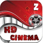 Z Cinema HD for iOS 1.2.6 - Watch movie online in HD quality for iphone / ipad