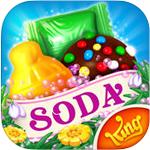 Candy Crush Saga for iOS 1.51.8 Soda - soda candy Game connector on iPhone / iPad