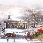 Microsoft Christmas Theme - Unique Christmas Theme for PC