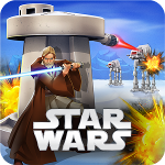 Star Wars: Galactic Defense for Android 2.2.0 - Tower Defense Game attractive on Android