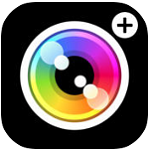 Camera + Free for iOS 7 - Capture and professional photo editing on iPhone / iPad