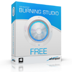 Ashampoo Burning Studio Free - Free download and software reviews