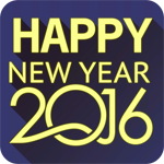 Wallpaper Happy New Year 2016 - New Year Wallpapers for PC serenely 2016