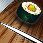 Sushi Slash for Windows Phone 1.0.2.0 - Game guillotine Sushi on Windows Phone