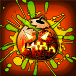 Pumpkin Smash 3 for Windows Phone 1.2.0.0 - Game dam Halloween pumpkins for Windows Phone
