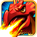Battle Dragons for Android 1.0.5 - Game tactic attractive empire on Android