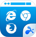 Flash Video Web Browser for iOS 2.0.0.0 - The browser supports Flash on iPhone / iPad