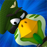 Chicken Invaders 5 : cluck of the dark side Demo - Latest Game Chicken Shoot for PC